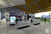 Peterson Air Space Museum Expansion-E - click to enlarge