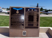 Peterson Medal Honor Park Memorial - click to enlarge