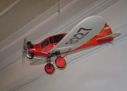 Peterson Terminal Model Plane - Click to enlarge