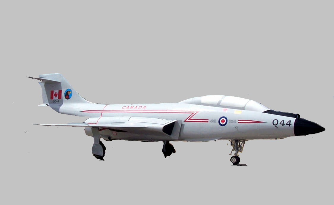 Peterson Air Space CF-101B Voodoo